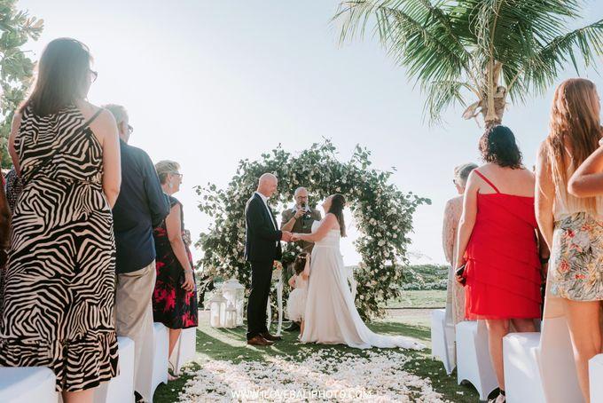 Sean & Danielle Wedding by Holiday Inn Resort Baruna Bali - 001