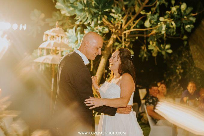 Sean & Danielle Wedding by Holiday Inn Resort Baruna Bali - 004