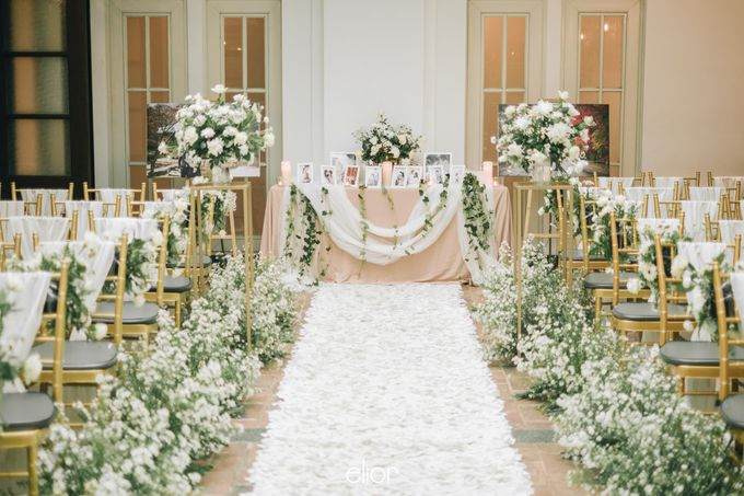 The Wedding of Darius and Verliana by Elior Design - 004
