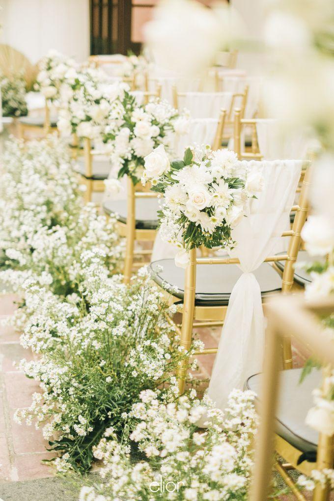 The Wedding of Darius and Verliana by Elior Design - 005