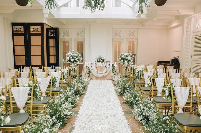 The Wedding of Darius and Verliana by Elior Design - 006