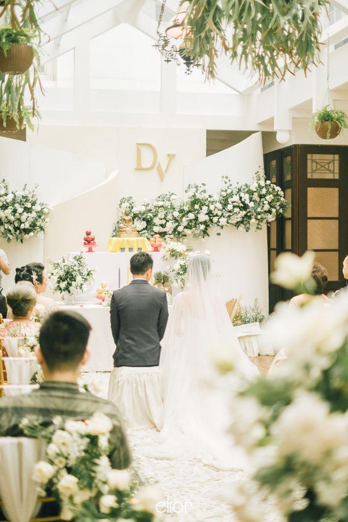 The Wedding of Darius and Verliana by Elior Design - 007