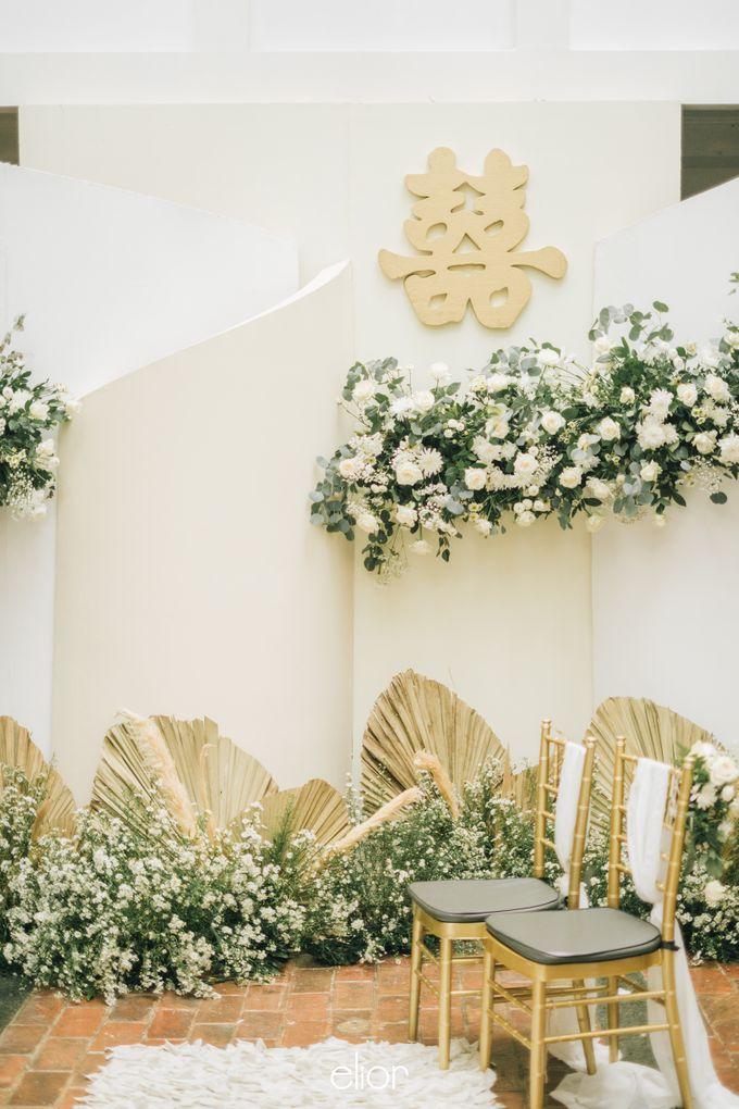 The Wedding of Darius and Verliana by Elior Design - 008