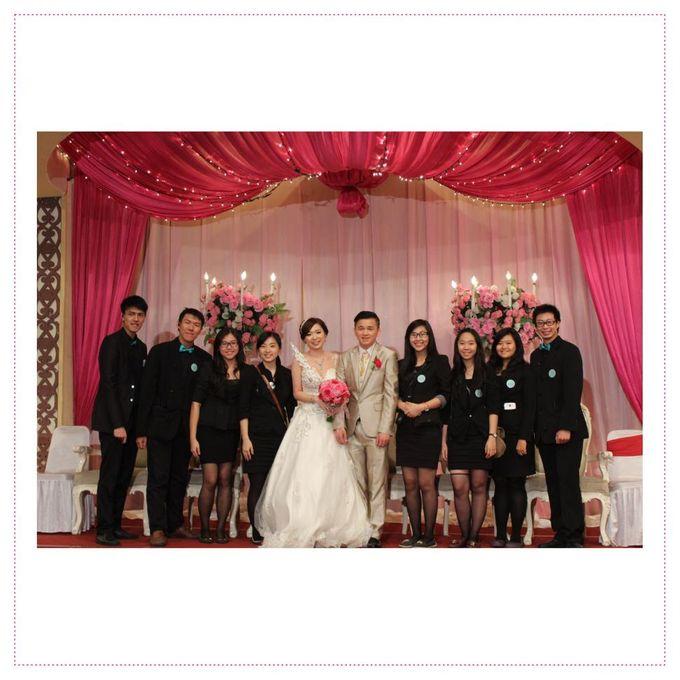 The Wedding of Darno & Ayumi by WedConcept Wedding Planner & Organizer - 003