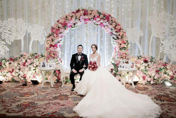 Darren & Isabella by Fairmont Jakarta - 007