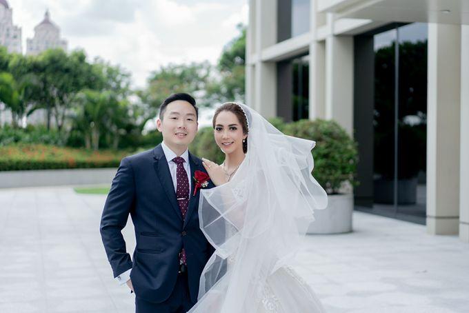 Darren & Isabella by Fairmont Jakarta - 004