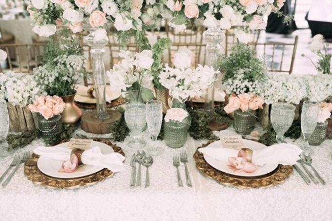A Wedding with Floral and Rustic Details by The Daydreamer Studios - 004