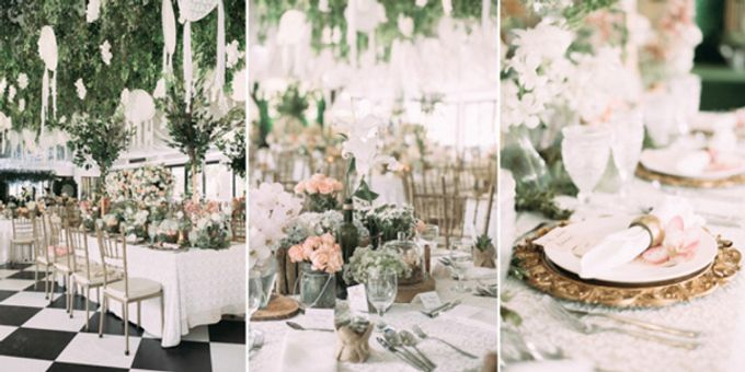 A Wedding with Floral and Rustic Details by The Daydreamer Studios - 003