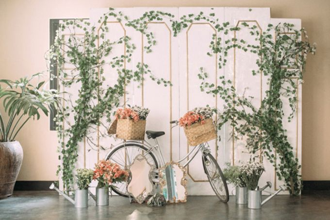 A Wedding with Floral and Rustic Details by The Daydreamer Studios - 002