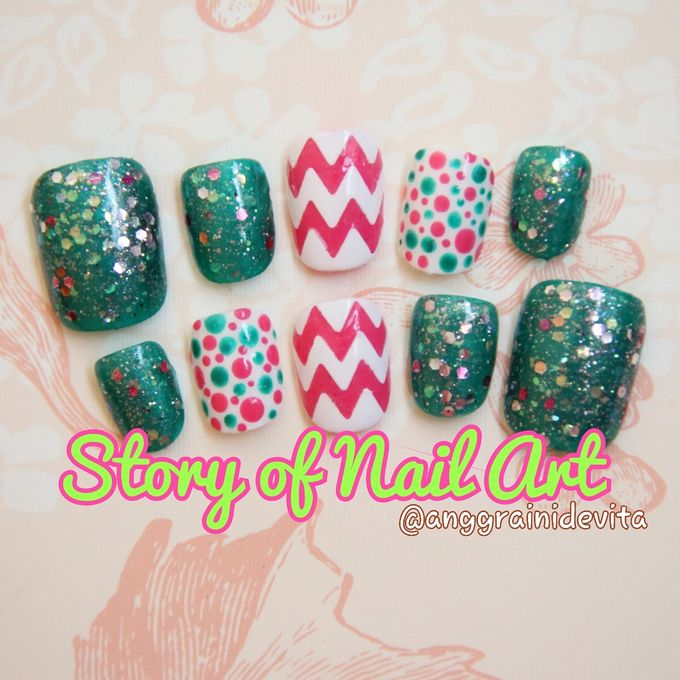 Painting Nails by Story of Nailart - 024