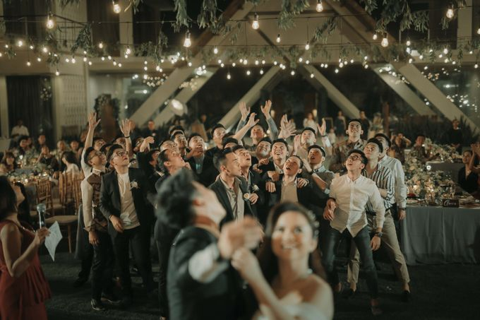 The Journey of Dennis & Diana - Part Two by Lumbung Catering - 031