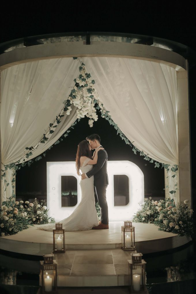The Journey of Dennis & Diana - Part Two by Lumbung Catering - 032