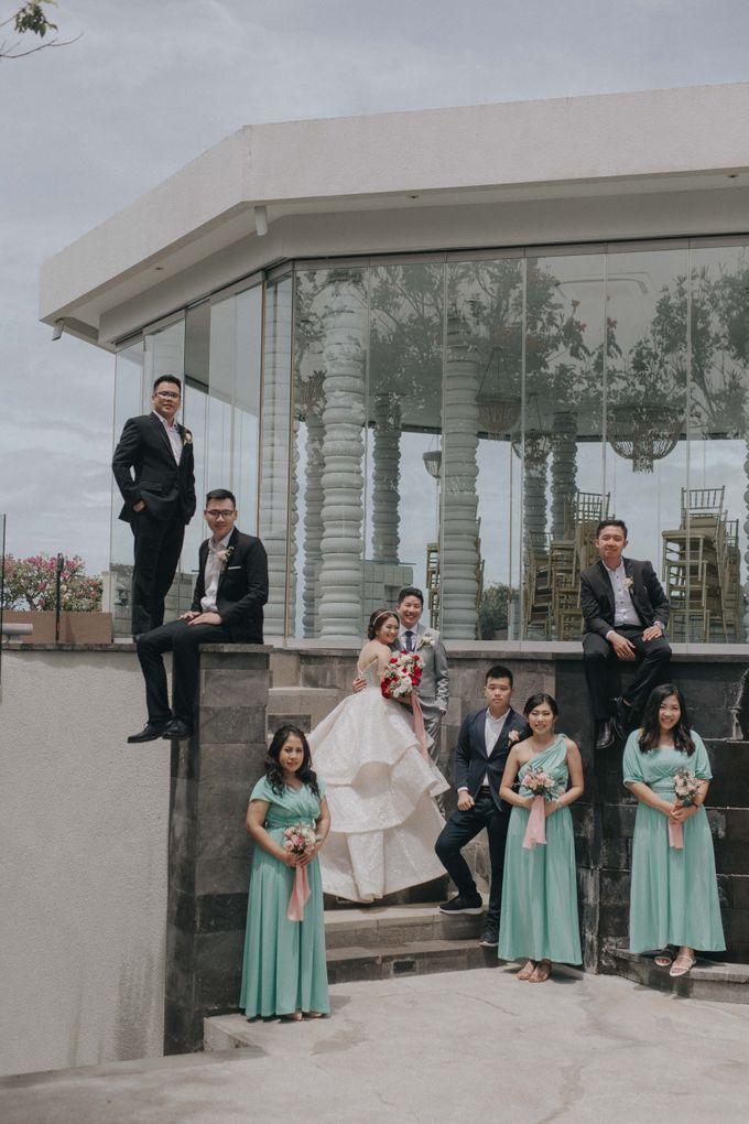 Sally and Randy Wedding by All Season Surabaya Photo by KAMAYA BALI - 010