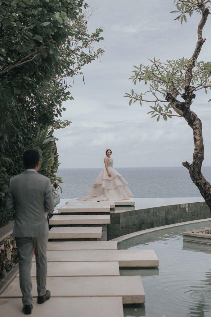 Sally and Randy Wedding by All Season Surabaya Photo by KAMAYA BALI - 004