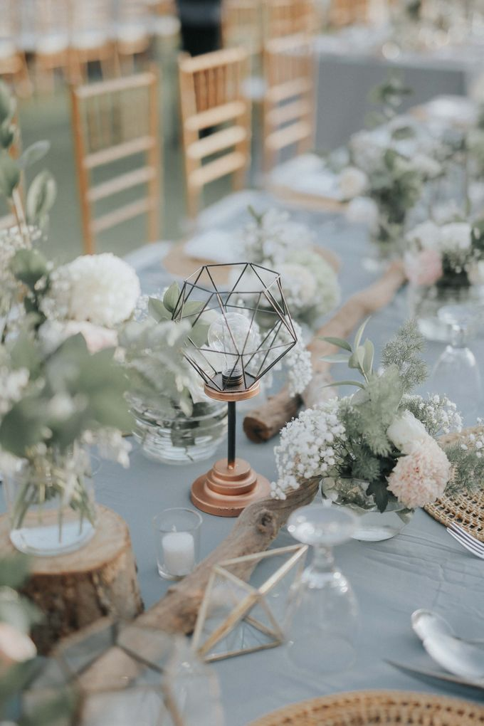The Journey of Dennis & Diana - Part Two by Lumbung Catering - 003