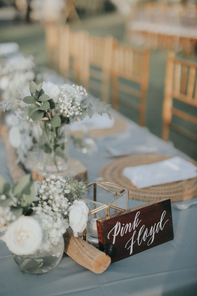 The Journey of Dennis & Diana - Part Two by Lumbung Catering - 004