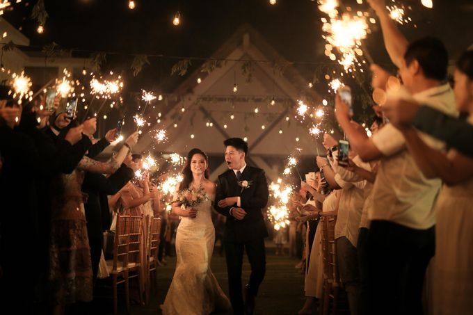 The Journey of Dennis & Diana - Part Two by Lumbung Catering - 013