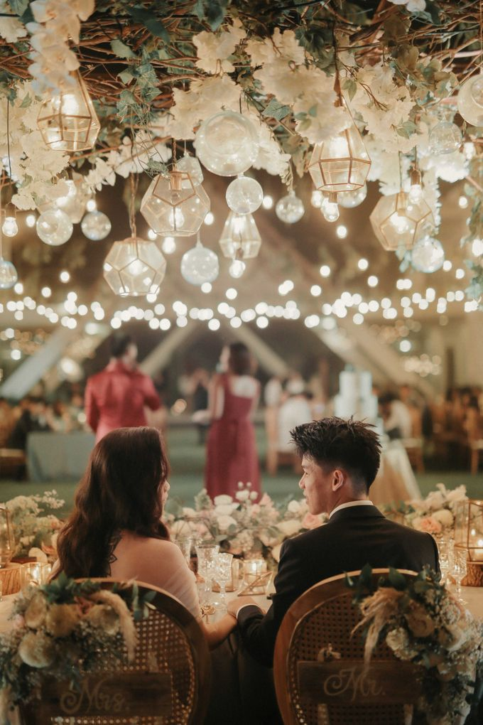 The Journey of Dennis & Diana - Part Two by Lumbung Catering - 015