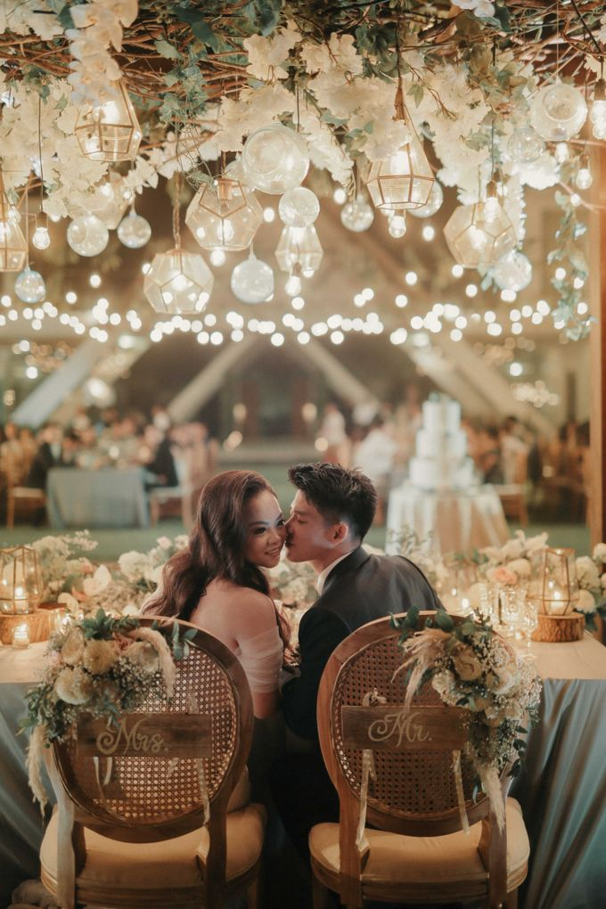 The Journey of Dennis & Diana - Part Two by Lumbung Catering - 016