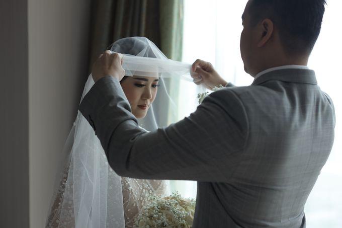 The Wedding Of  Erik & Livia by Finest Organizer - 003