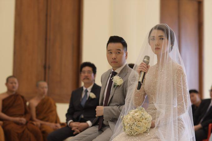 The Wedding Of  Erik & Livia by Finest Organizer - 002