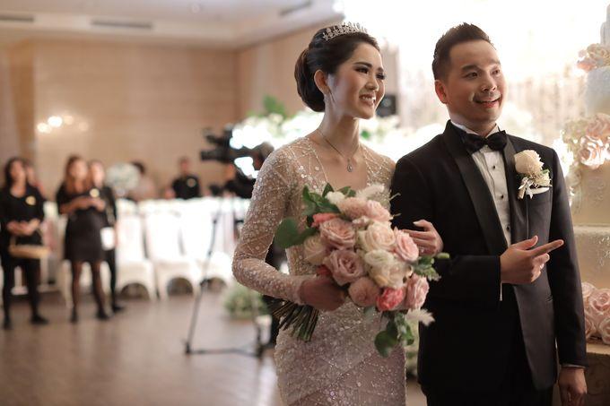 The Wedding Of  Erik & Livia by Finest Organizer - 005