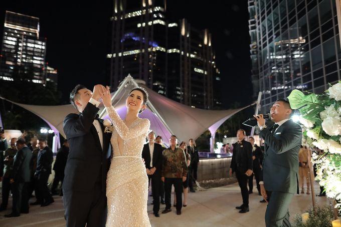 The Wedding Of  Erik & Livia by Finest Organizer - 006