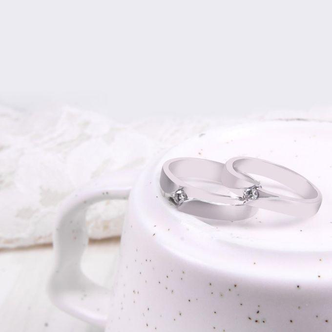 Custom Wedding Ring V&Co Jewellery by V&Co Jewellery - 001