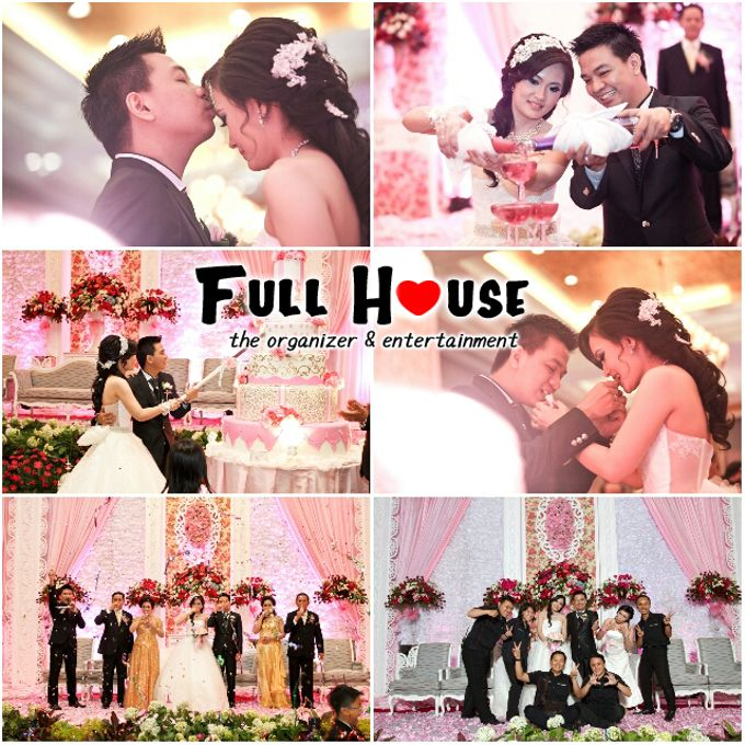 the wedding of David & Selvy 22 Juni 2014 by Full House the organizer & entertainment - 001