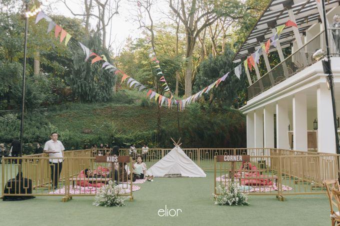The Wedding of David & Gita by Elior Design - 008