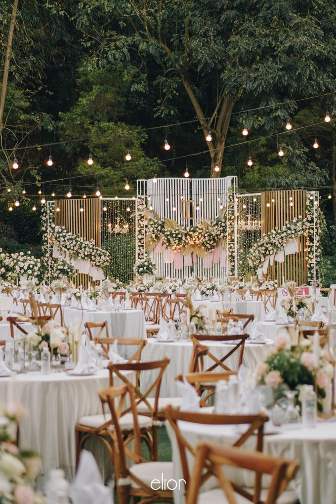The Wedding of David & Gita by Elior Design - 013