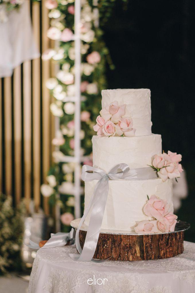 The Wedding of David & Gita by Elior Design - 018