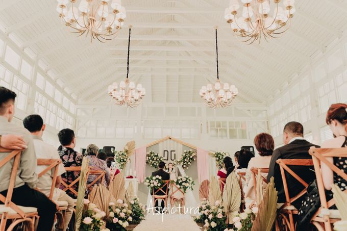 The Wedding of David & Gita by Elior Design - 020