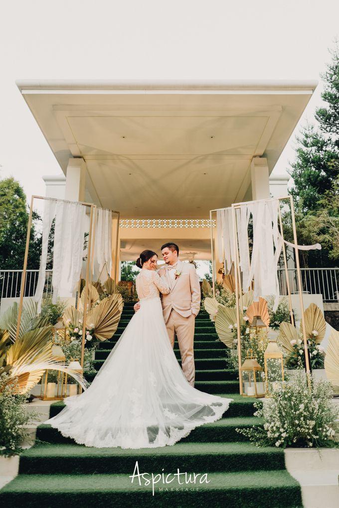 The Wedding of David & Gita by Elior Design - 022