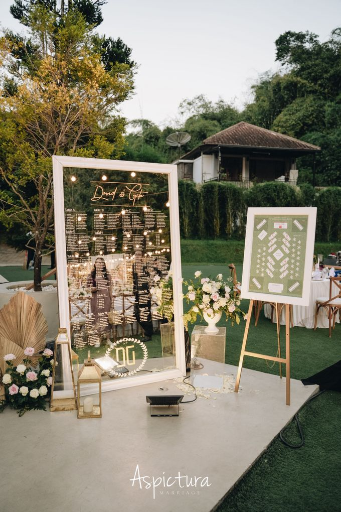The Wedding of David & Gita by Elior Design - 023
