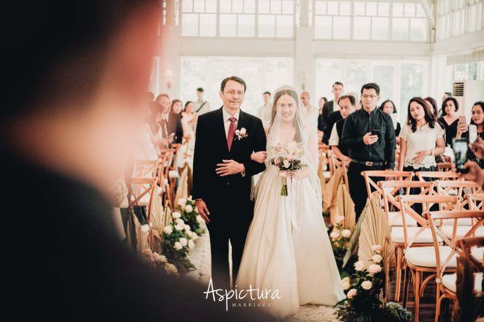 The Wedding of David & Gita by Elior Design - 019