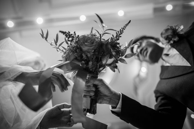 Davin & Penny Wedding Day by Chroma Pictures - 022