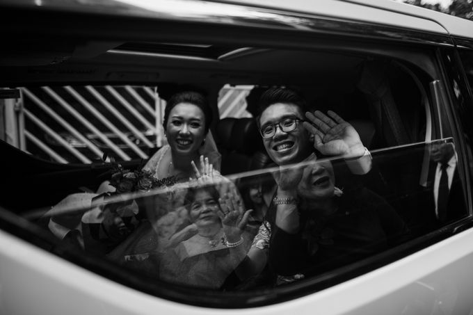 Davin & Penny Wedding Day by Chroma Pictures - 027