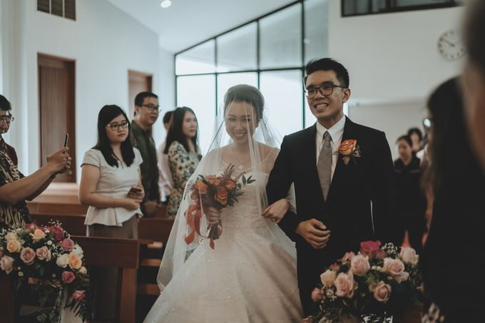 Davin & Penny Wedding Day by Chroma Pictures - 031
