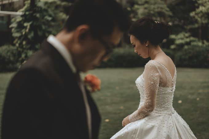 Davin & Penny Wedding Day by Chroma Pictures - 046
