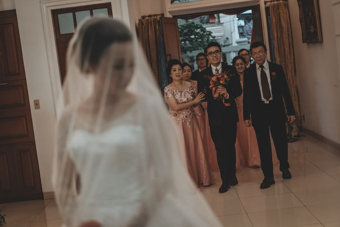 Davin & Penny Wedding Day by Chroma Pictures - 019