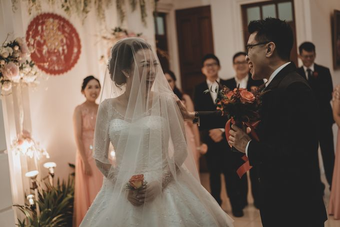 Davin & Penny Wedding Day by Chroma Pictures - 020