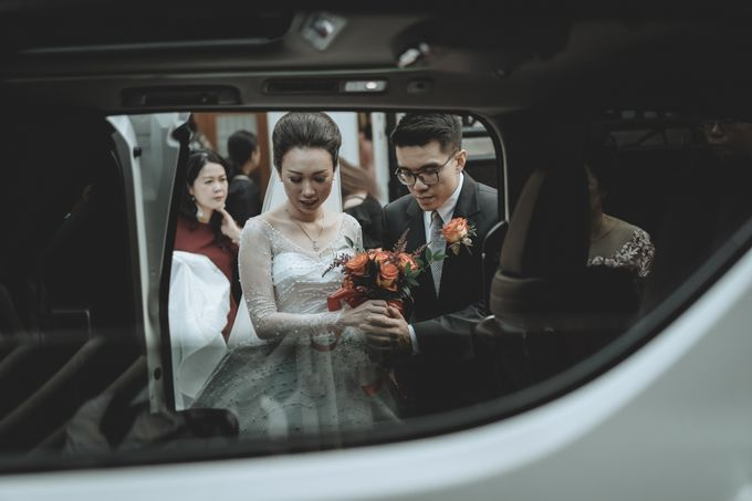 Davin & Penny Wedding Day by Chroma Pictures - 026