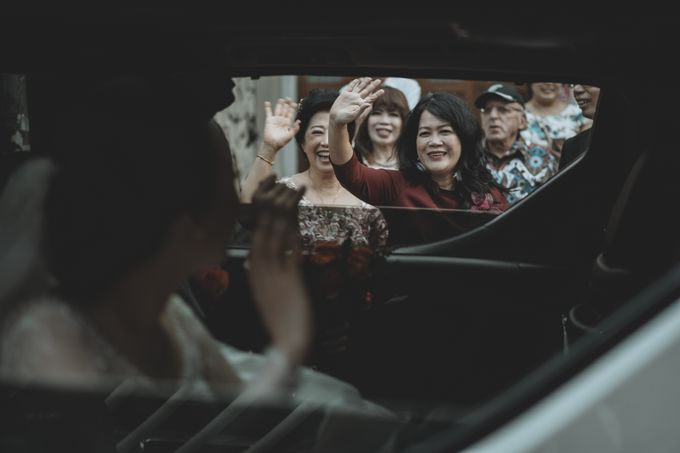 Davin & Penny Wedding Day by Chroma Pictures - 028
