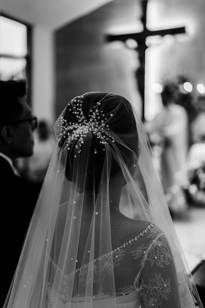Davin & Penny Wedding Day by Chroma Pictures - 032