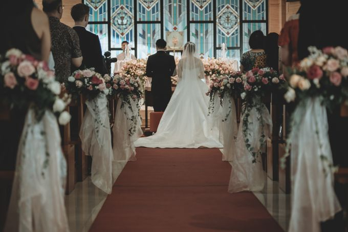 Davin & Penny Wedding Day by Chroma Pictures - 034