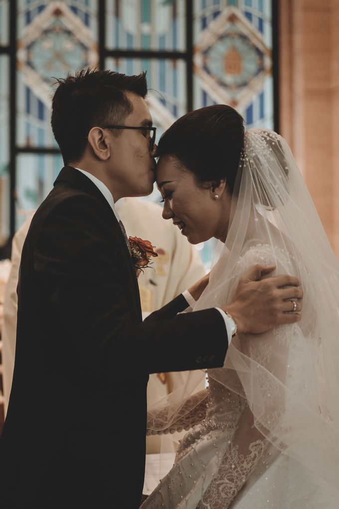 Davin & Penny Wedding Day by Chroma Pictures - 037