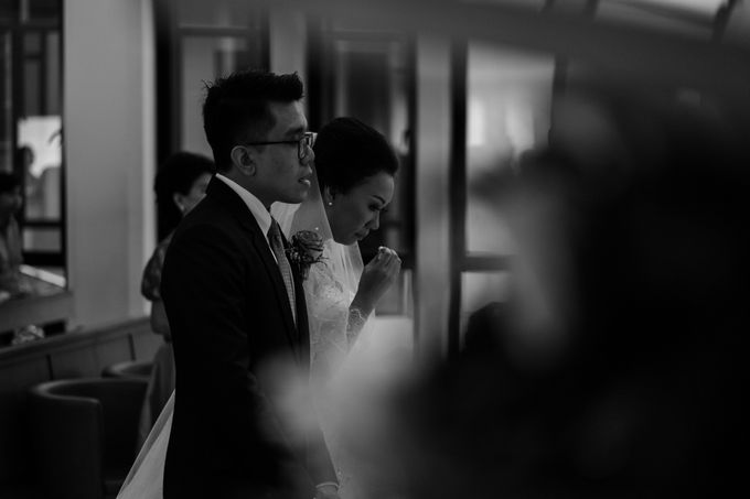 Davin & Penny Wedding Day by Chroma Pictures - 042