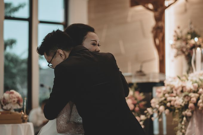 Davin & Penny Wedding Day by Chroma Pictures - 043