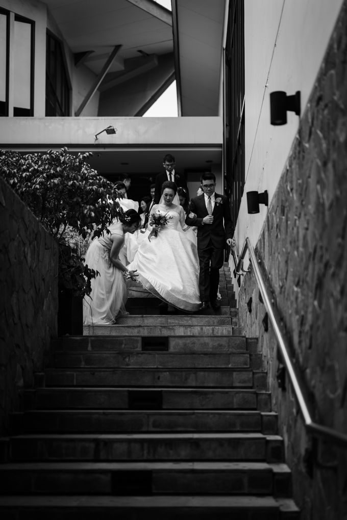 Davin & Penny Wedding Day by Chroma Pictures - 044
